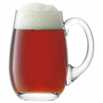 Bar Curved Beer Tankard