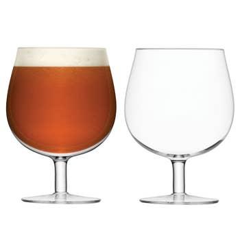 Bar Craft Beer Glass Set of 2