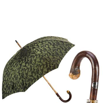 Chestnut Camouflage Luxury Umbrella