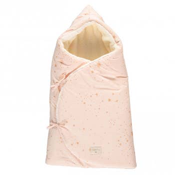 Winter Baby Nest Bag 0-3M Pink