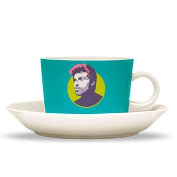 George Michael Cup Set