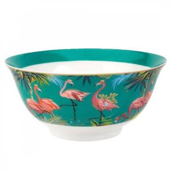 Flamingo Candy Bowl