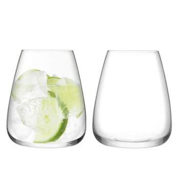 Wine Culture Water Glass
