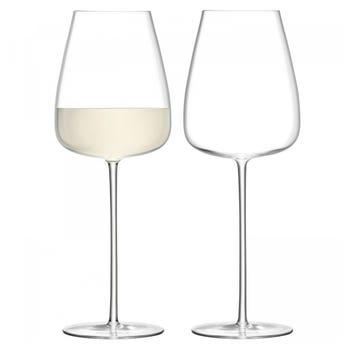 Wine Culture Wine Goblet Set