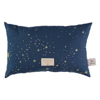 Laurel Cushion Night Blue