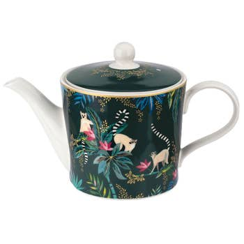 Lemur Teapot