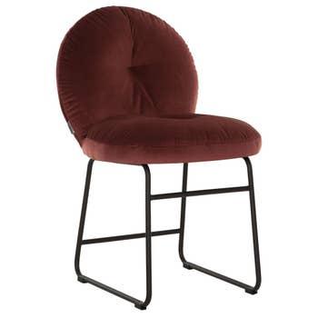 Bouton Dining Chair Brick