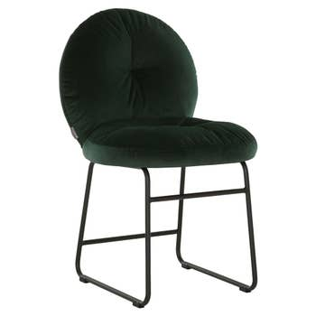Bouton Dining Chair Green