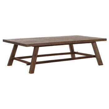 Campo Wood Coffee Table