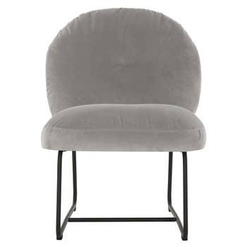 Bouton Lounge Chair Slate