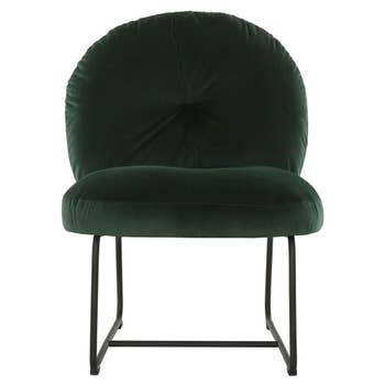 Bouton Lounge Chair Green