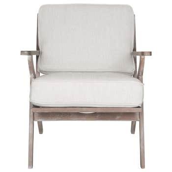 Fletcher Lounge Chair Natural