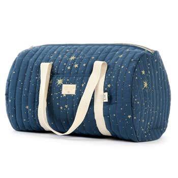 New York Weekend Bag Blue