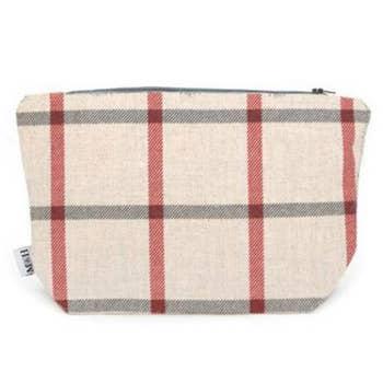 Nottingham Cotton Wash Bag