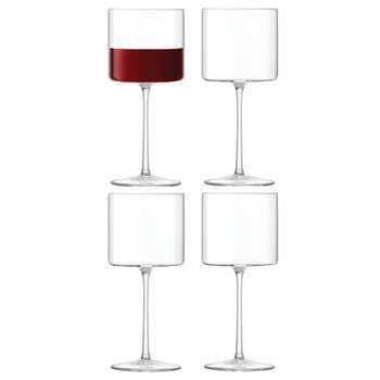 Otis Red Wine Glass Set of 4