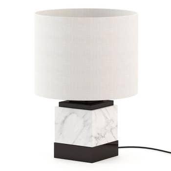 Smith Table Lamp Carrara