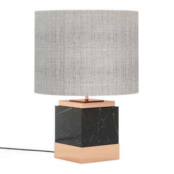 Smith Table Lamp Nero