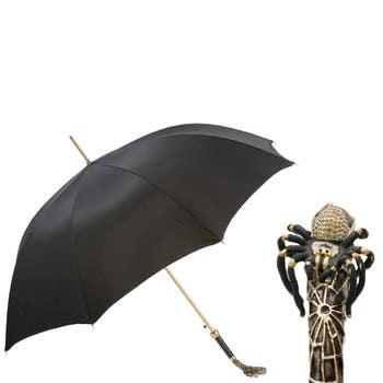 Swarovski® Tarantula Luxury Umbrella