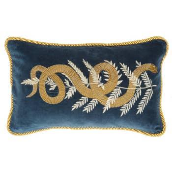 Elegant Snake Cushion