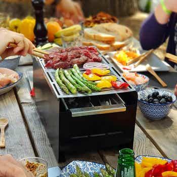 Yaki Barbecue Party Terra Cota