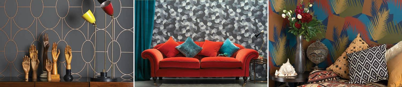 geometric II Cole & Son wallpaper